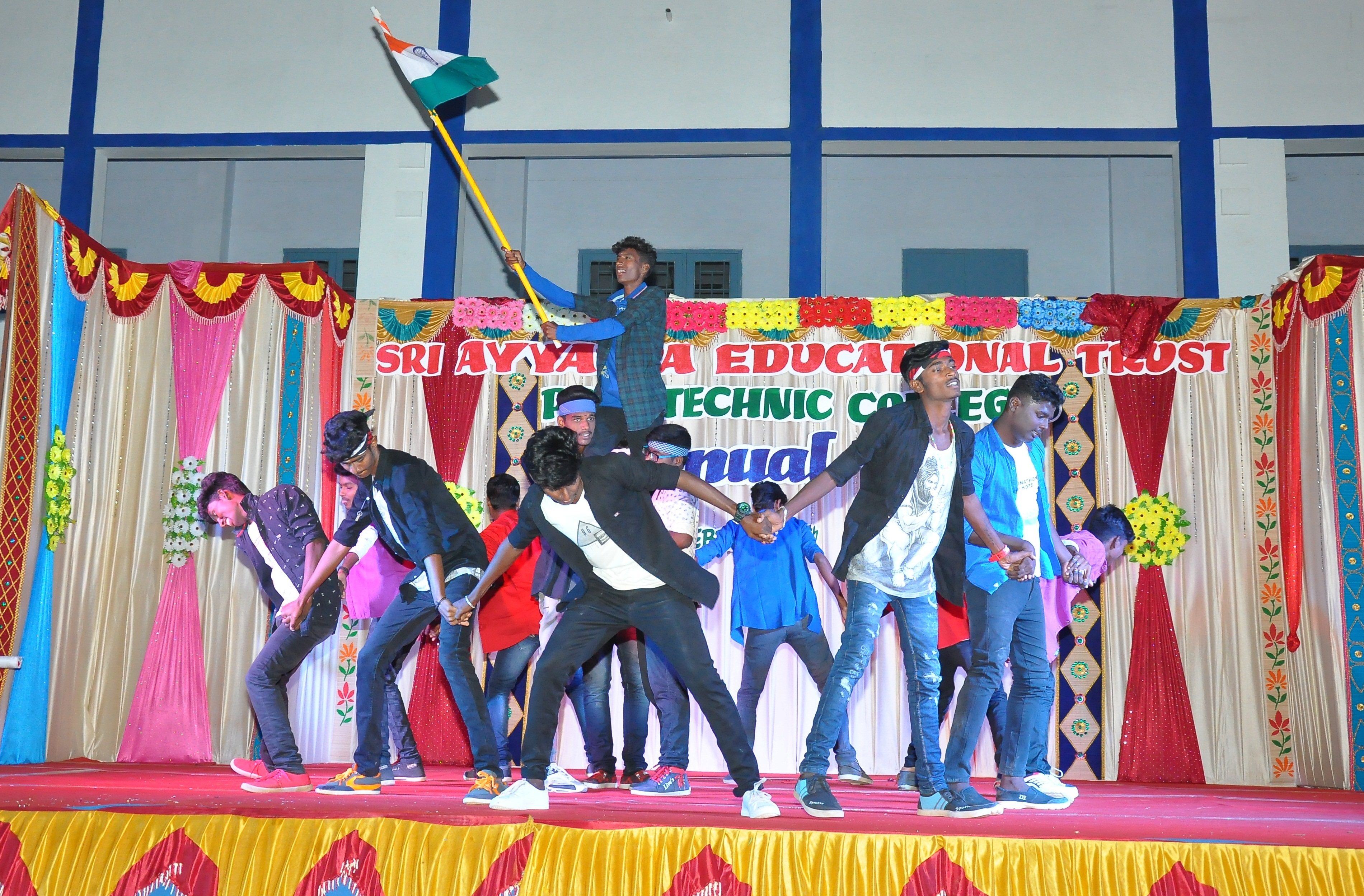 Annual Day 2020 dance